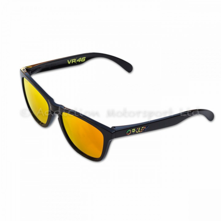 Oakley part number  OO9013-E655. This 2018 design of Valentino Rossi  signature ... a3ffae581d87