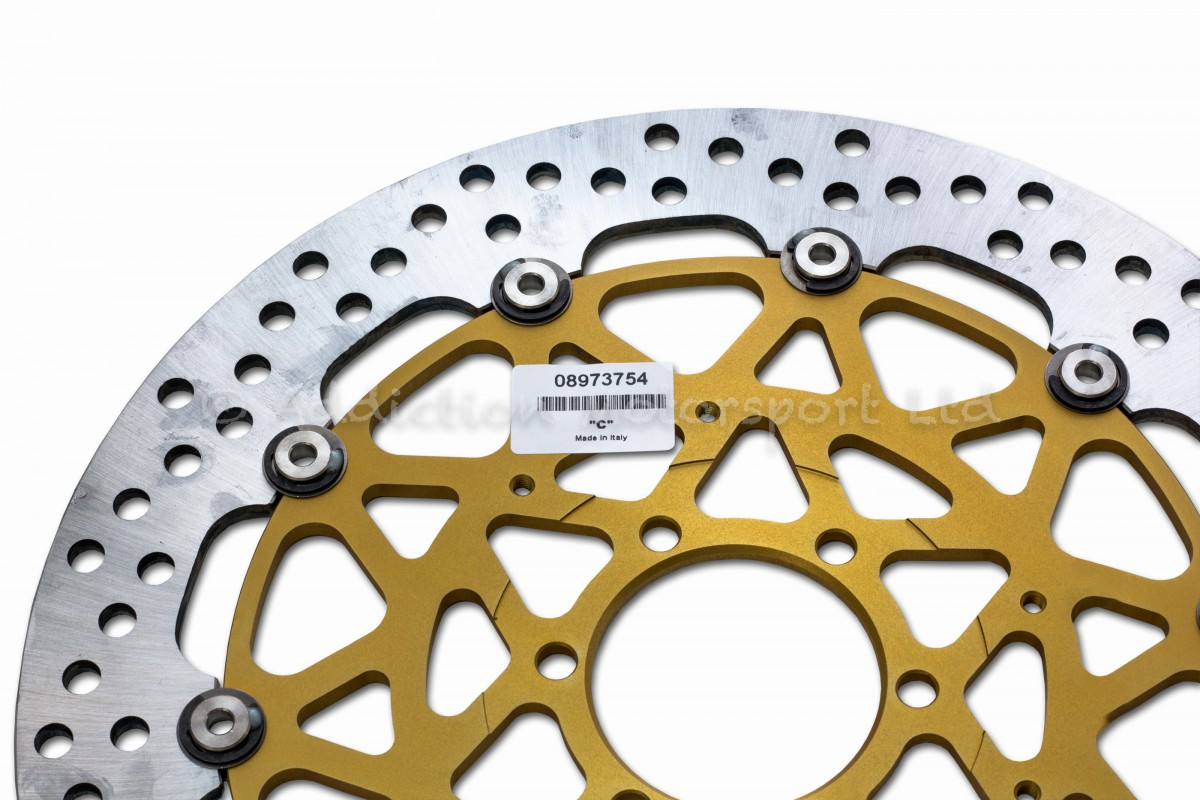 Brembo HPK Front Brake Discs BMW S1000RR HP4 - Addiction