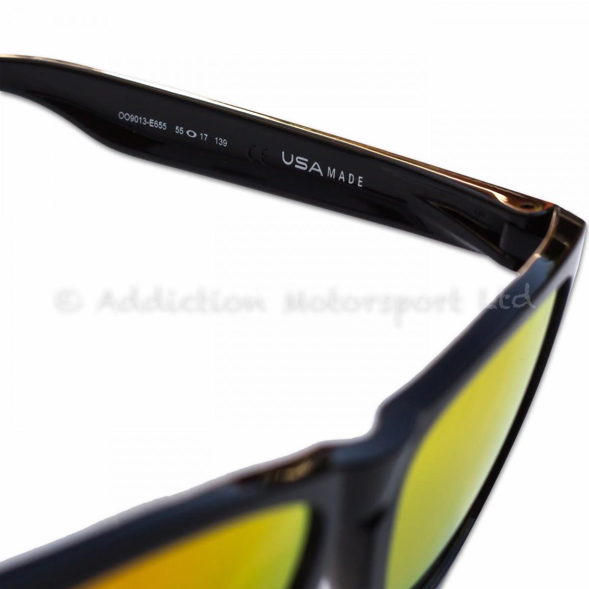 OAKLEY Frogskins Valentino Rossi VR46 Signature Prizm Sunglasses New 2018  Design OO9013-E655 5103f248b690