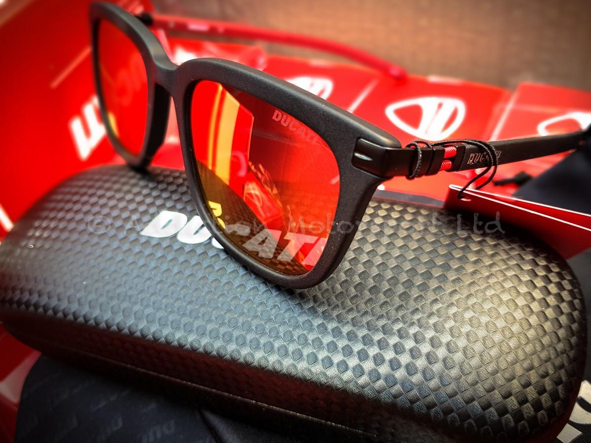 5108e39b07 Ducati Andrea Dovizioso Signature Sunglasses - Addiction Motorsport Ltd