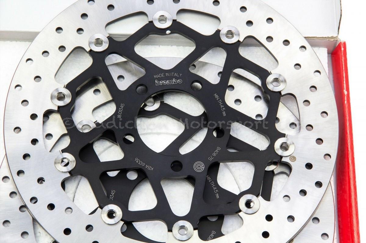 Brembo SP Rear Brake Pads For Suzuki 2002 GSX-R750 K2