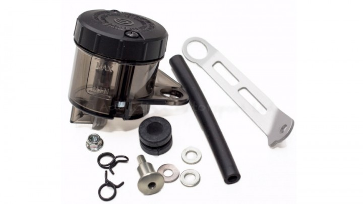 1x Black Titanium Bleed Screw for Brembo 19RCS 16RCS Brake Master Cylinder