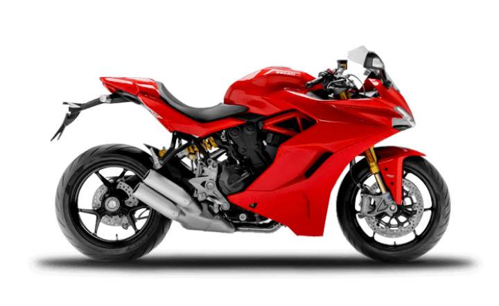 Ducati Supersport, Supersport S