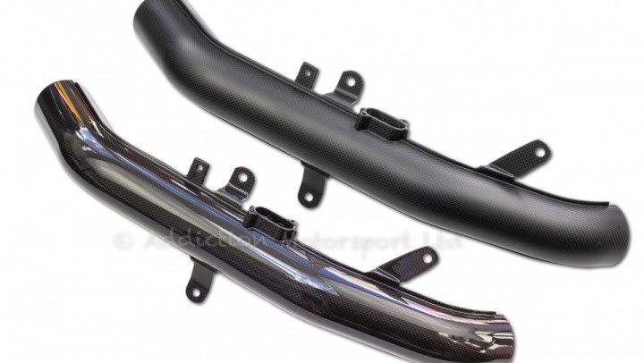 Ford Focus RS Mk2 Induction Pipe