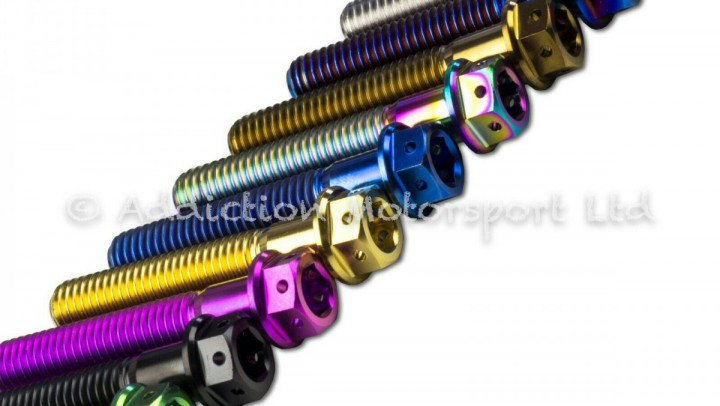 Fork Pinch Bolts