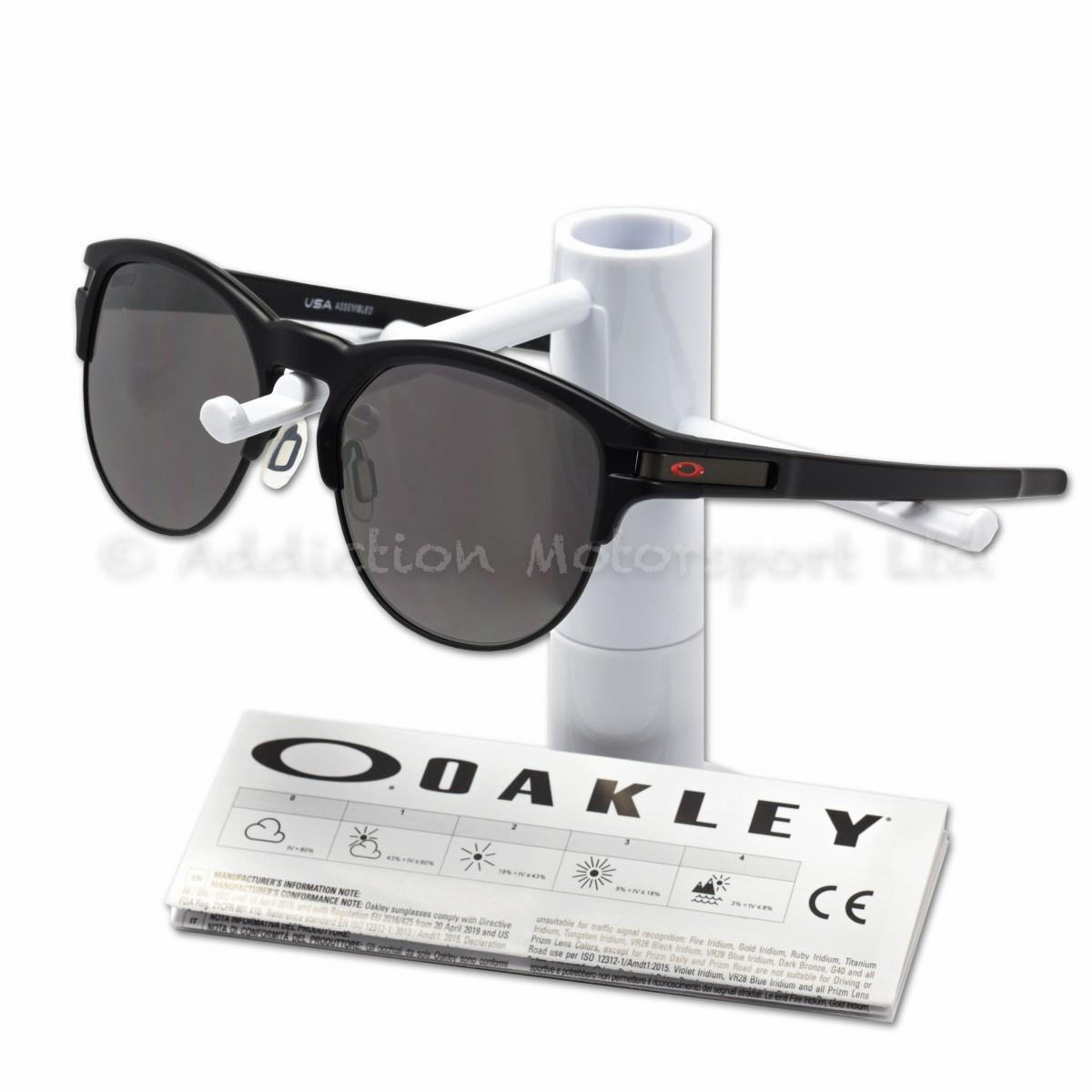098b51249f5 ... sale oakley latch key marc marquez mm93 signature sunglasses matt black  prizm black 58b6e a5895